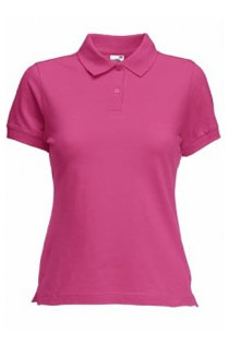 Koszulka polo damska Fruit of the Loom Lady Fit Polo 635600
