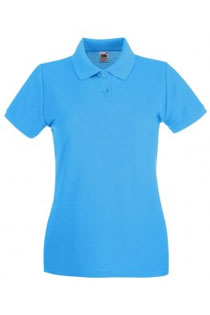Koszulka polo damska Fruit of the Loom Premium Polo 630300
