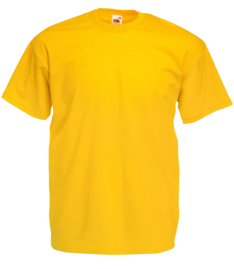 T-shirt Fruit of the Loom Valueweight (Nr 610360)
